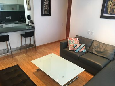 Photo for Cozy Modern Apartment PARQUE VIRREY