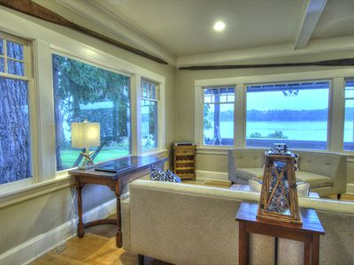 Photo for 4 Bedrm Waterfront Jewel. +1/bdrm Guest House. A Del Mar Vacation Proper
