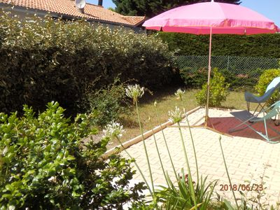 Photo for Lovely sunny home in the heart of the Bay of Arcachon