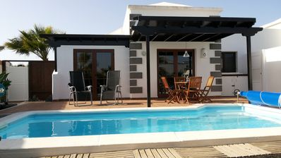 Photo for Villa Mi Sueno 2 Bed With Private Pool Set In A  Beautiful Relaxing Garden