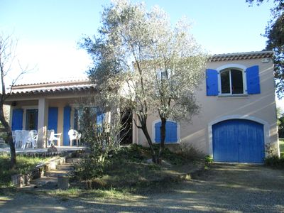 Photo for Spacious villa max 8 people with privatized swimming pool and raised garden