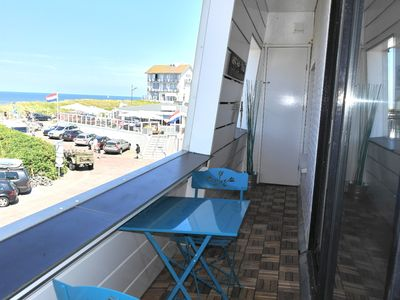 Photo for Mimpi aan Zee, an attractive apartment with a beautiful sea view