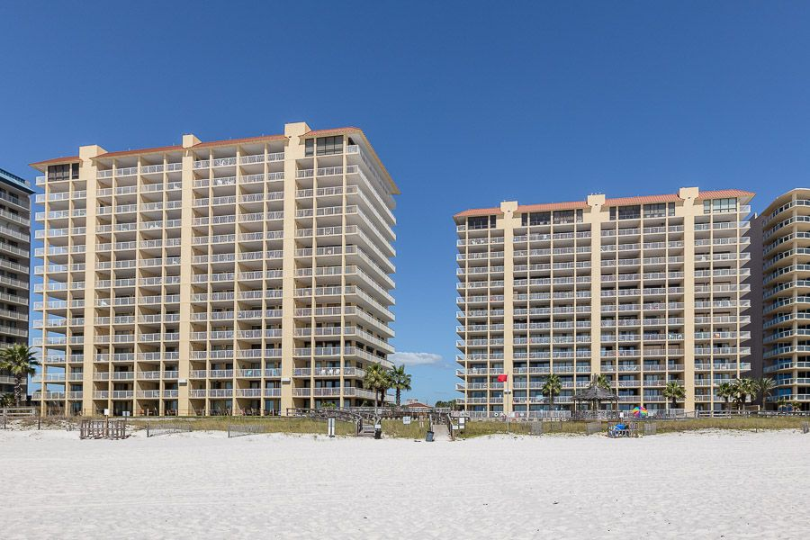 Summer House On Romar Beach #204B: 3 BR / 2 BA condo in Orange Beach, Sleeps 8