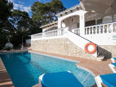 Photo for Pool and Balcony with Panoramic View - Villa Los Pinos