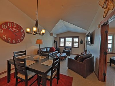 Photo for Brand NEW Luxury 2BR/2BA top Floor condo with VIEWS!
