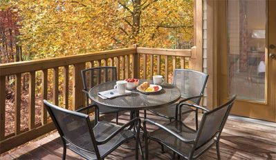Wyndham Resort at Fairfield Glade Patio