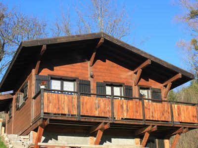 Photo for CHALET MONTAGNARD VERY QUIET IDEAL COUPLE OR FAMILY
