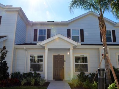 Photo for Budget Getaway - Lucaya Village - Welcome To Spacious 3 Beds 2 Baths Townhome - 3 Miles To Disney