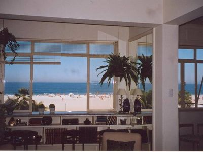Photo for Rio - Flat 80 sqm - Direct view on Sea & Copabana Beach