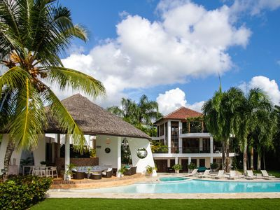 Photo for 6 Bedroom-10,000 Sq Ft Tropical House at Dye Fore's #8
