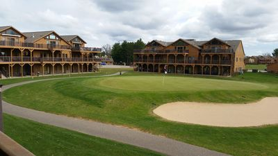 Photo for Northern Bay Golf Resort Large Condo With Amazing 1st Hole Golf Views