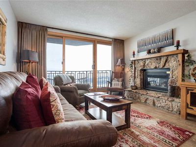 Photo for BT505 by Mountain Resorts: Stunning views ~ Indoor Pool ~ Walk to MTN village