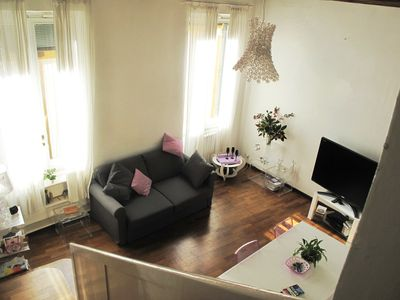 Photo for ROME CENTER: SANT'ANDREA, APARTMENT - CAMPODEIFIORI-NAVONA
