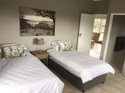 Photo for Modern Self Catering Apartment that sleeps 4!
