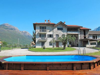 Photo for One bedroom Apartment, sleeps 4 in Cresciasca with WiFi