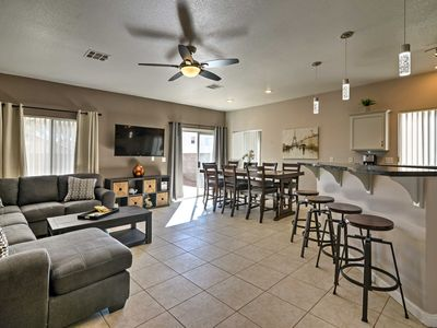 Photo for Las Vegas Home w/ Patio - 25 Mins From The Strip!