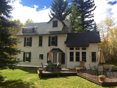 Photo for CHARMING VICTORIAN IN QUAINT TOWN OF MARBLE, NEAR HIKING AND FLY FISHING!