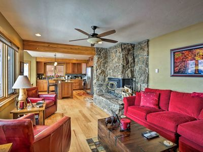 Photo for NEW-Steamboat Springs Cabin w/Deck-5mins to Skiing