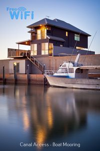 Photo for 9 Cobia - Private Berth - for up to 8m Boat and Free WIFI