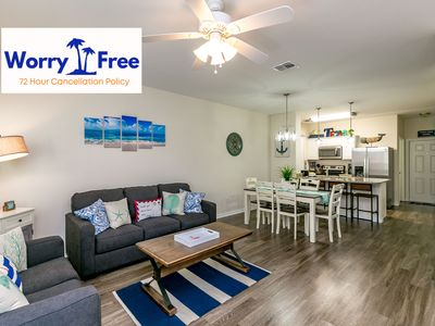 Brand New Townhouse that's just a Short Walk from the Beach!