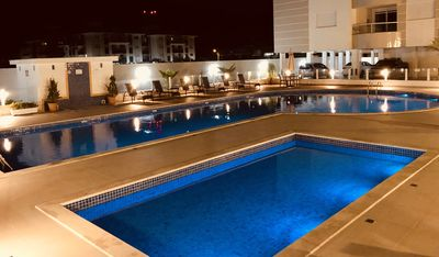 Photo for Beautiful apartment for 7 people in prime area of Praia dos Ingleses