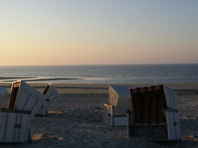 Photo for Apartment for up to 4 P. directly on the beach of Wangerooge