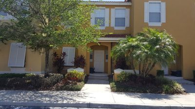 Photo for 3BR, 2.5BA Townhome w/ Al Fresco Patio Dining & Private Hot Tub (135)