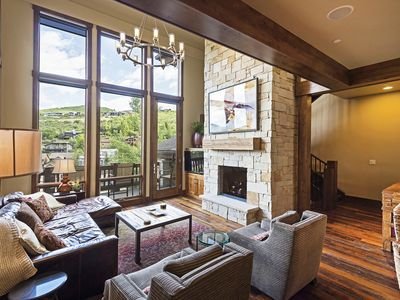 Photo for Impeccable residence on Rossi Hill, Mins to Deer Valley