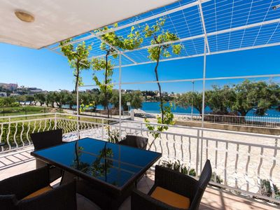 Photo for LUXURY **** APARTMENT 2 BEDROOMS, 2 BATHROOMS, 2 TERRACES, BOAT BERTH