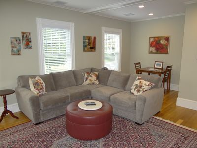 Large, luxury townhome in the center of Plymouth