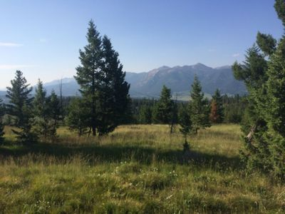 Photo for Spacious Cabin overlooking Big Sky Resort, Yellowstone Club and Spanish Peaks