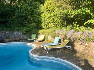 Photo for large house near Bath with swimming pool