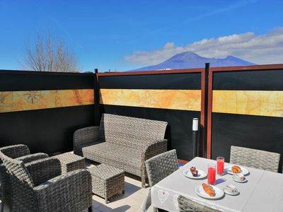 Photo for E-Noa Cozy Apartment with a view of Vesuvius