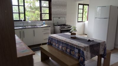 Photo for House for 10 people (5 minutes from the beach)