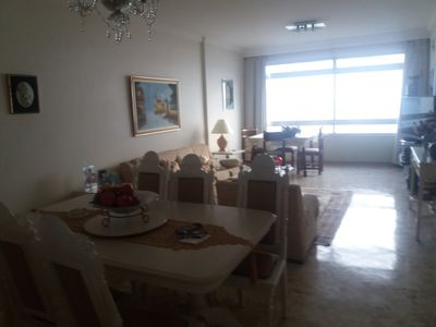 Photo for Large and comfortable apartment with beautiful views for up to 8 people