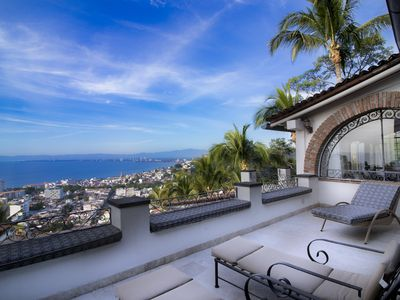 Photo for Espacious and Classic Condo Campanario 701 A PH, Alta Vista, Puerto Vallarta