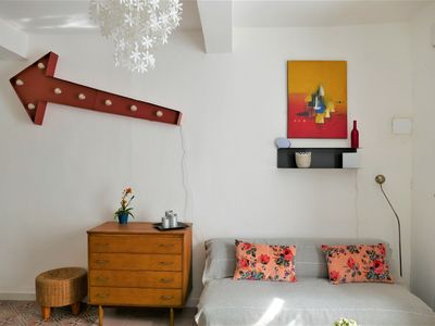 Photo for Ground floor of calm character in the heart of Saint Rémy de Provence