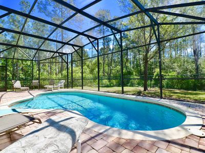 Photo for Disney Area Home w/ Private Pool