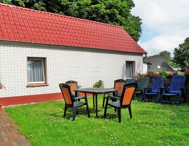 Photo for Bungalow with terrace and garden
