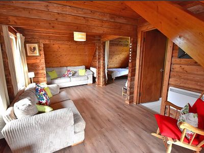 Photo for Caberfeidh Lodge, Kilchoan - Self Catering