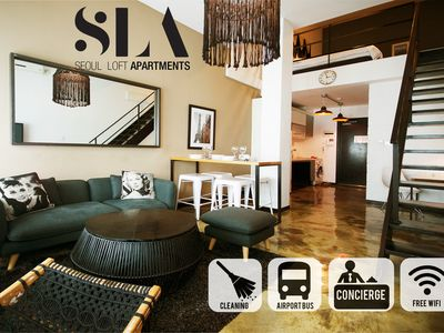 Photo for ★SLA★21. Duplex Suite Loft (Monthly Discount/DDP)