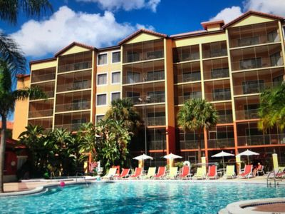 Photo for Villa Studio Sleeps 4 - Westgate Lakes Resorts & Spa