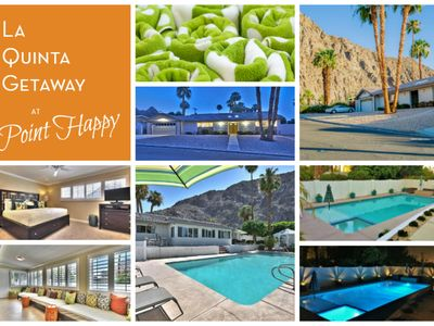 Photo for La Quinta Getaway at Point Happy... Luxury with spectacular Mountain Views
