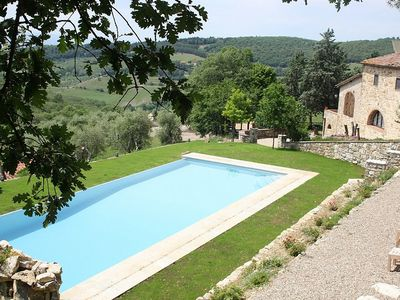 Photo for Villa Arnica B: A graceful cottage surrounded by vineyards and olive groves, with Free WI-FI.
