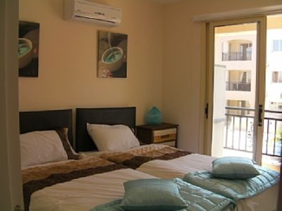Photo for Apartment in Royal Seacrest 5*Star Luxury Complex, Heart of Tomb of the Kings