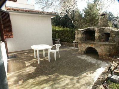 Photo for One bedroom apartment with terrace Rovinj (A-2226-a)