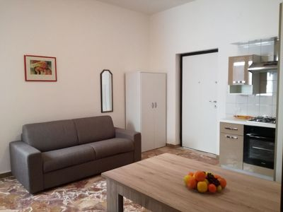 Photo for Beautiful apartment for 2 people with TV and parking