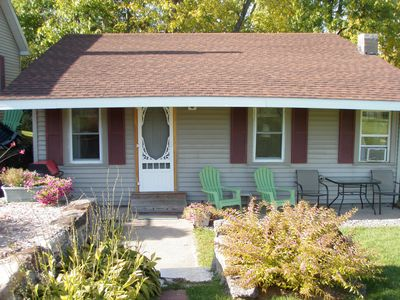Photo for Charming year-round 2 BR cottage on Lake Champlain - Blueberry Cottage