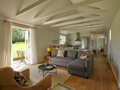 Photo for The Stables , Birdham  -  a barn conversion that sleeps 4 guests  in 2 bedrooms