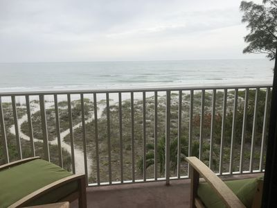 Photo for Watch dolphins from the living room and the Master Bedroom!